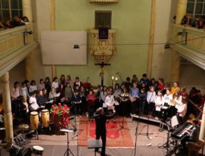 Musik-AGs am Gymnasium Neuenbürg